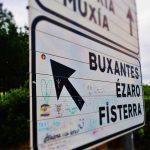 Signs, Camino de Santiago