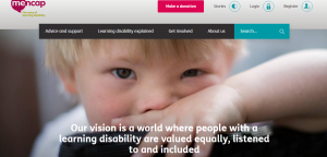 mencap-website